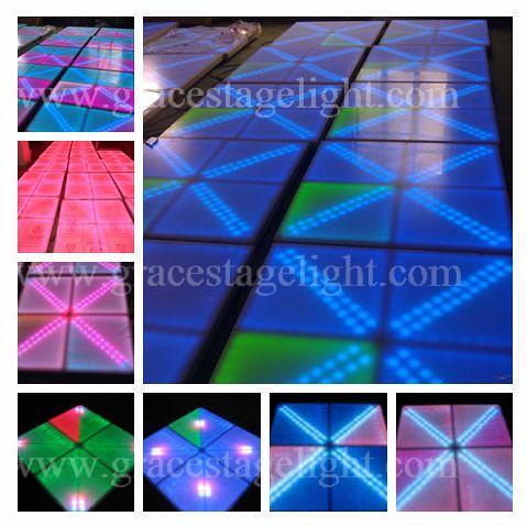 GL-026B  New design led dance floor