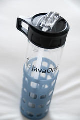 JavaOne Water Bottle, JavaOne 2011 San Francisco