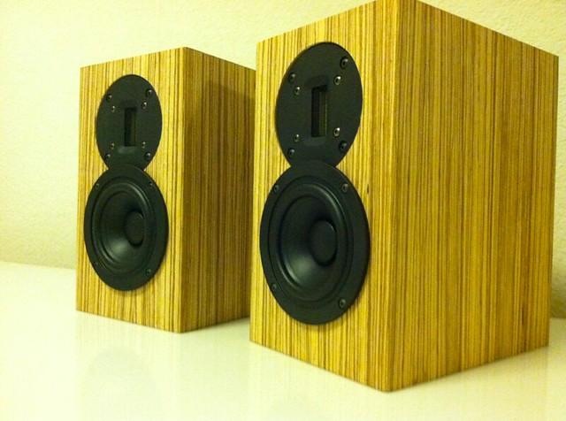 Paul Carmody Speedster Build Techtalk Speaker Building