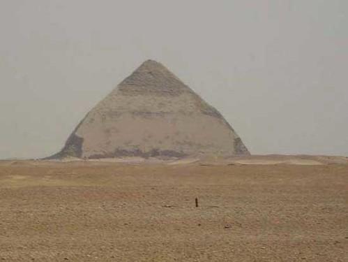 Bent pyramid. Dashur. mon.