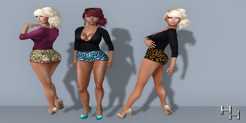 Hucci - Sequin Bodysuit, 75 lindens by Cherokeeh Asteria