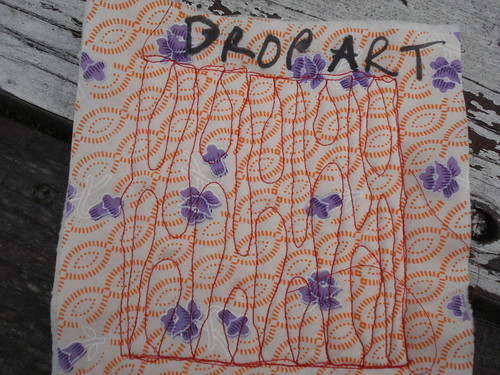 Drop Art FMQ Practice