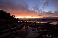 _MG_2919 (May Elin Aunli) Tags: nightphotography sunset lighthouse norway night norge natt grimstad nattfoto torungen hasla haseltangen