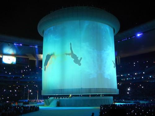 Inauguracion de los  juegos panamericanos Guadalajara 2011 358