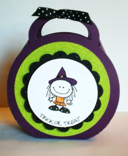 Witchy Treat Bag