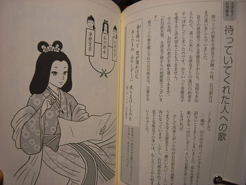 「万葉集」入門本3冊-09
