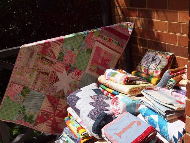 quilts for qld total tally