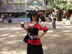 Ren Fair attendee (aeverett55) Tags: costumes michigan medieval renaissancefestival renfair renaissance themiddleages