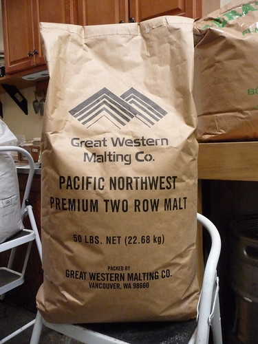 Pacific Northwest Premium Tow Row Malt