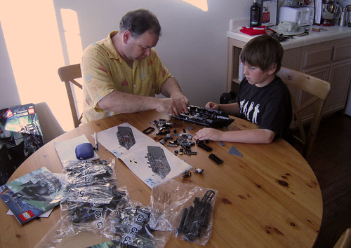 4184 Black Pearl Review - building