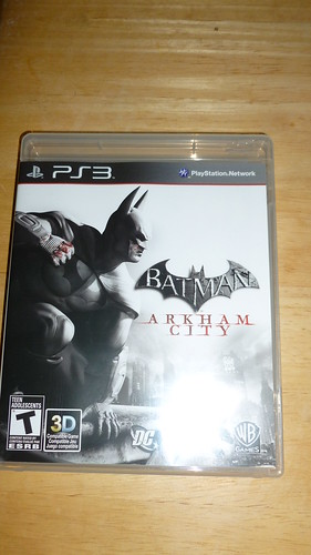 Batman: Arkham City Box