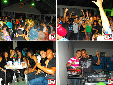 Monster Party club los Robles Juan López