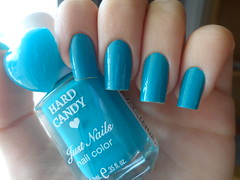 Frenzy,Hard Candy (Lady_Yaya) Tags: candy heart nail hard polish nails unhas frenzy