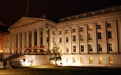 United States Department of the Treasury on Ch...