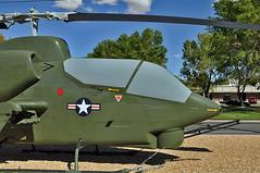USMC AH-1J Sea Cobra (skyhawkpc) Tags: california usmc nikon bell helicopter mad vampires allrightsreserved 2011 d90 seacobra vx5 ah1j nawschinalake 159224 marineaviationdetachment garyverver
