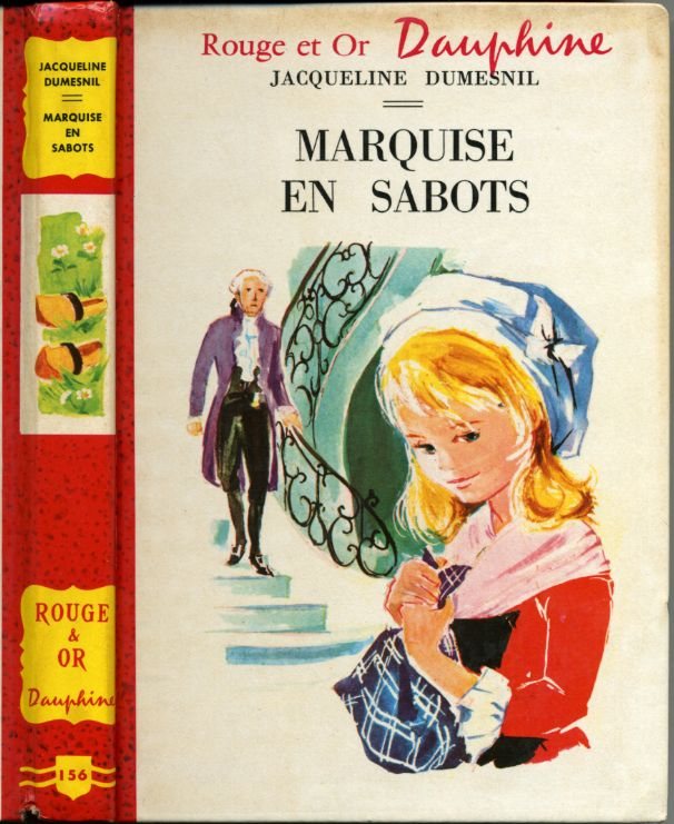 Marquise en sabot by, Jacqueline DUMESNIL