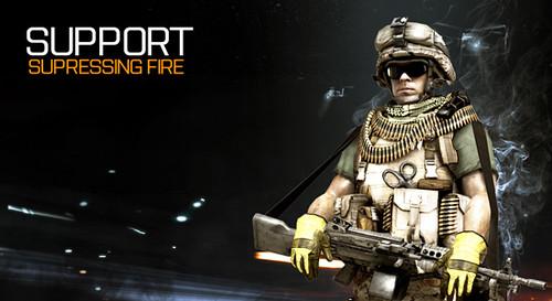 Battlefield 3 Support Kit Guide