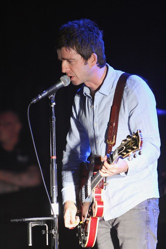 Noel Gallagher at Manchester Apollo