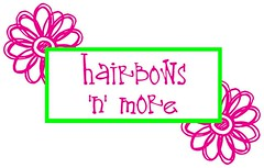 Hairbows and More