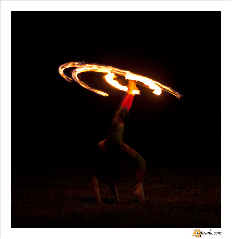Fire Dancers - 2