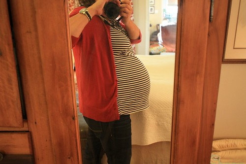 39 week bump