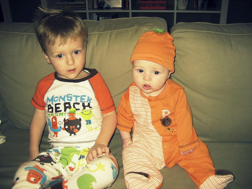 Cayden&Sawyer_Jammies