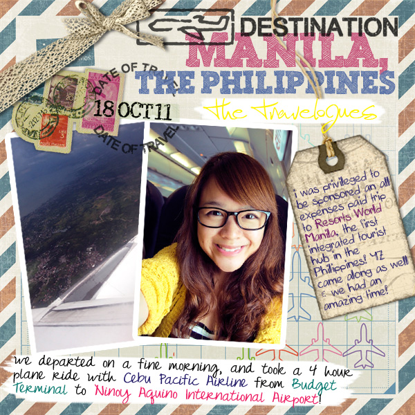 the travelogues: Manila, Philippines, Day 1!