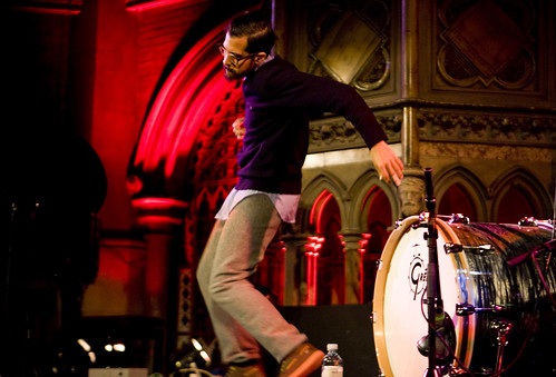 Why? @ Union Chapel 24/10/11