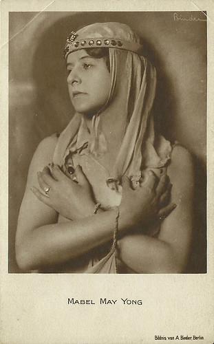 Mabel May-Yong