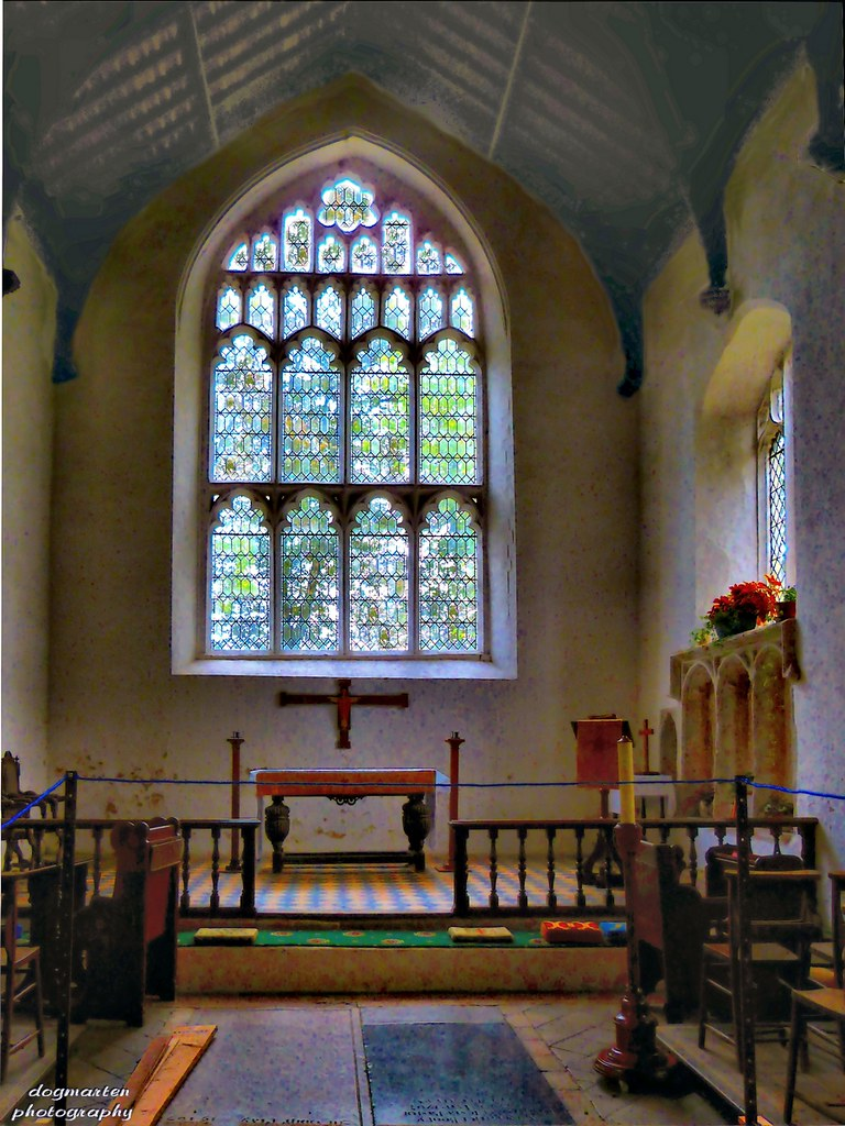 St. Mary The Virgin, Great Bircham, East Window