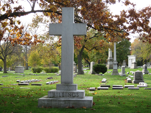 Graceland Cemetery, Chicago
