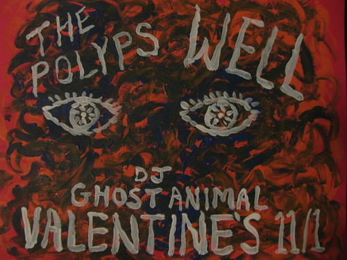 Polyps/Well Valentine's Nov 1st