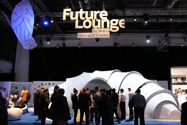 Nokia's Future Lounge