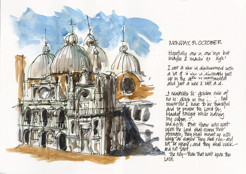 111931 Venice Sketch Therapy