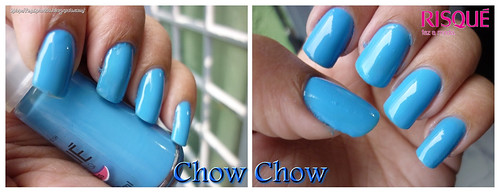 Risqué - Chow Chow