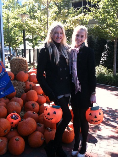 Boo Beauties at Chevy Chase Center