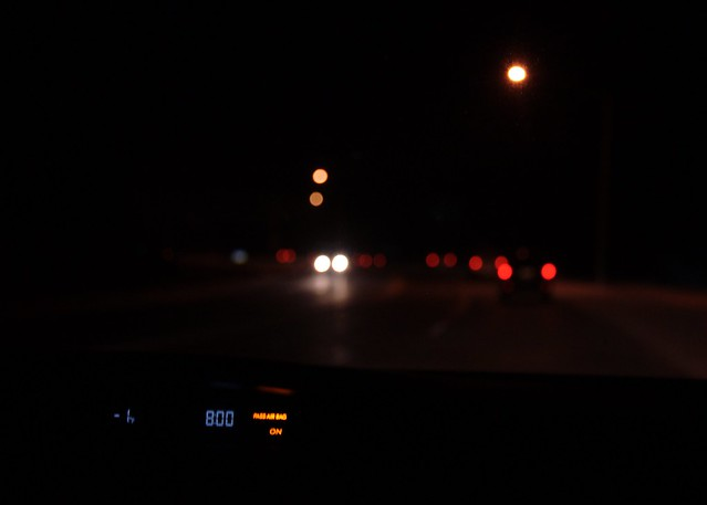November 1 Drive to Work