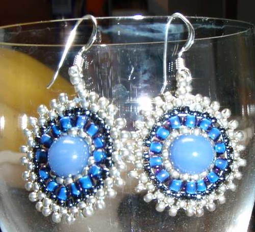 Day Earrings by Clare Thomas