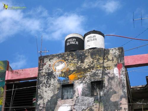Water System for Callejon de Hamel, Habana Cuba