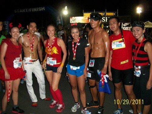 Adobo Run After Dark: A Motley Crew