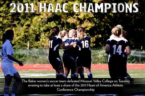 2011 HAAC Champs