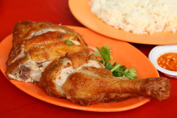Fried.Chicken.Rice