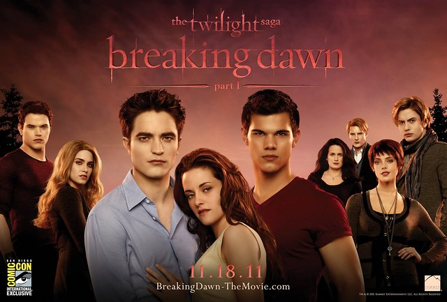 Twilight Breaking Dawn Banner