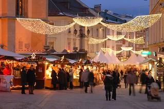Adventmarkt Villach