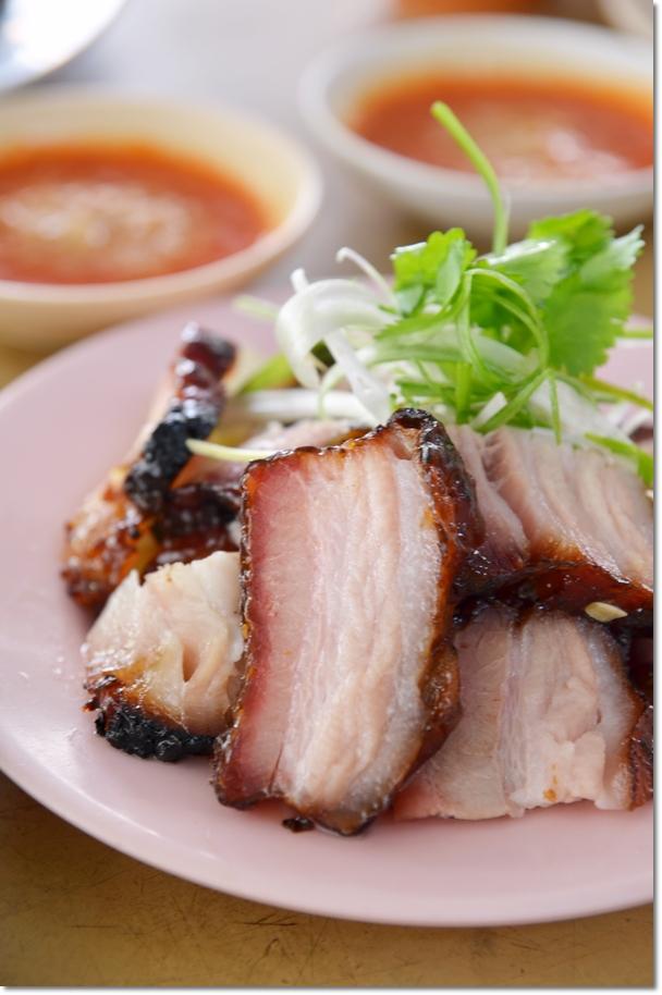 Succulent BBQ Pork
