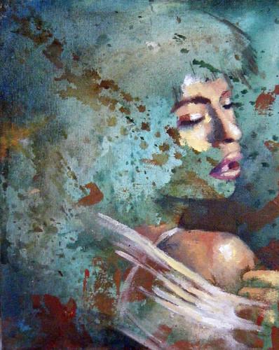 Flow - Oils & Acrylics