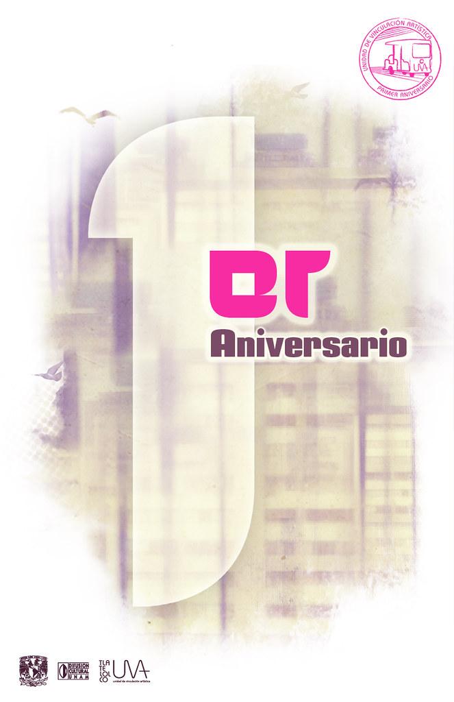 1er Aniversario