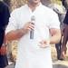 Rahul Gandhi during a 'chaupal' in Jaunpur, U.P (7)