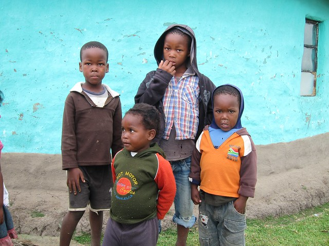 Xhosa Children