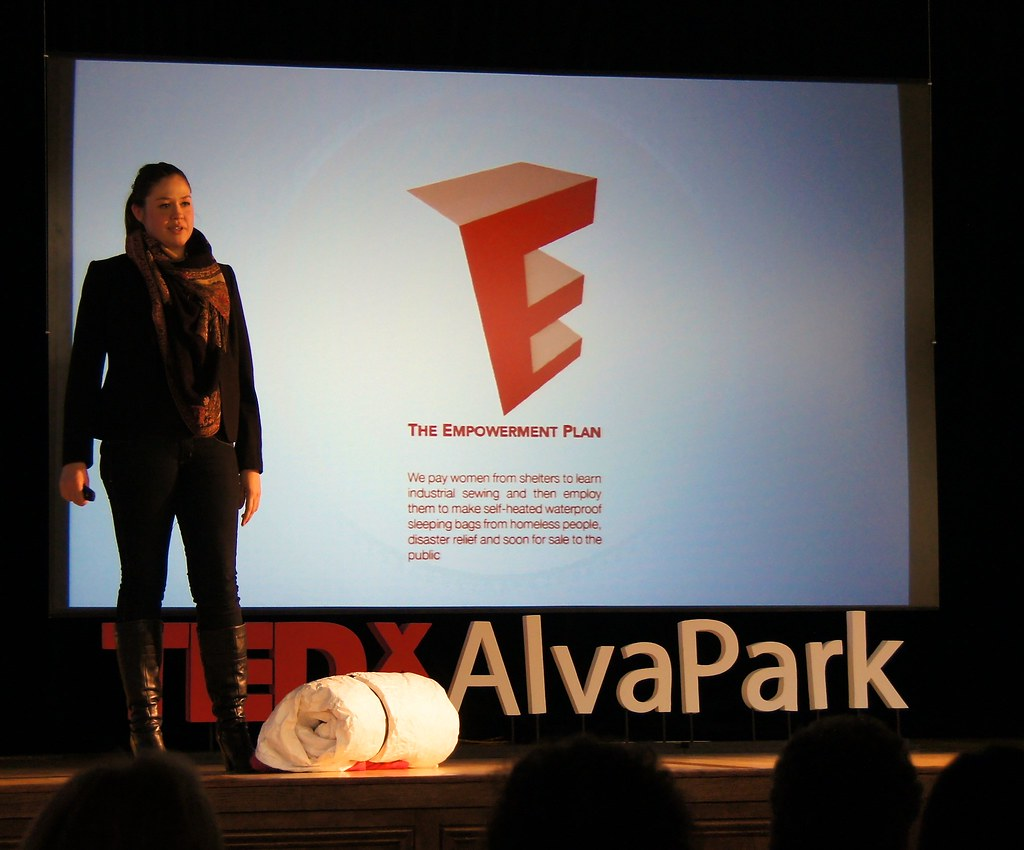"TEDx AlvaPark, Henry Ford Health System in Detroit, where ""any idea is welcome"""